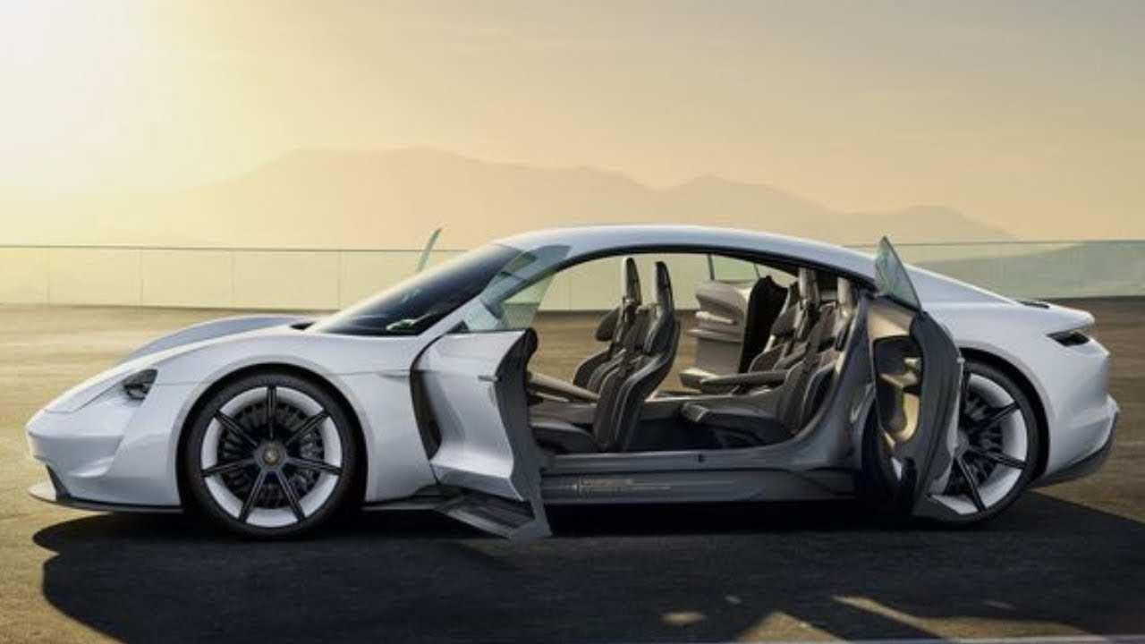 42 New 2019 Porsche Taycan History with 2019 Porsche Taycan