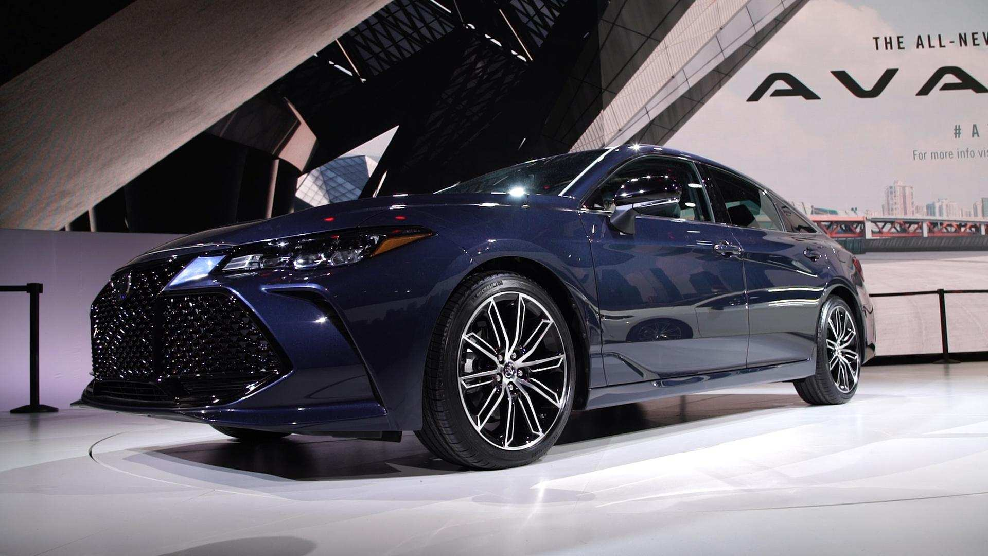 42 New 2019 Toyota Avalon Xse Release Date with 2019 Toyota Avalon Xse