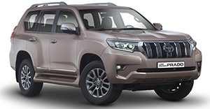 42 New 2019 Toyota Prado Rumors for 2019 Toyota Prado