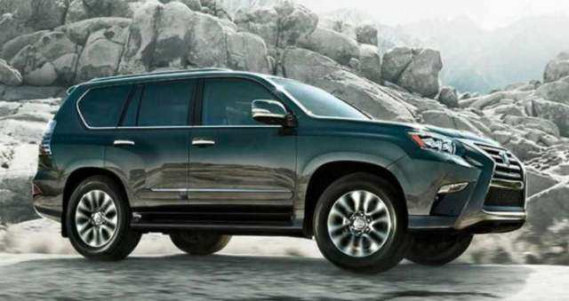 42 New 2020 Lexus Gx 460 Redesign Specs and Review with 2020 Lexus Gx 460 Redesign