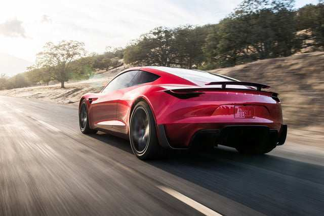 42 New 2020 Tesla Roadster Weight Spy Shoot by 2020 Tesla Roadster Weight