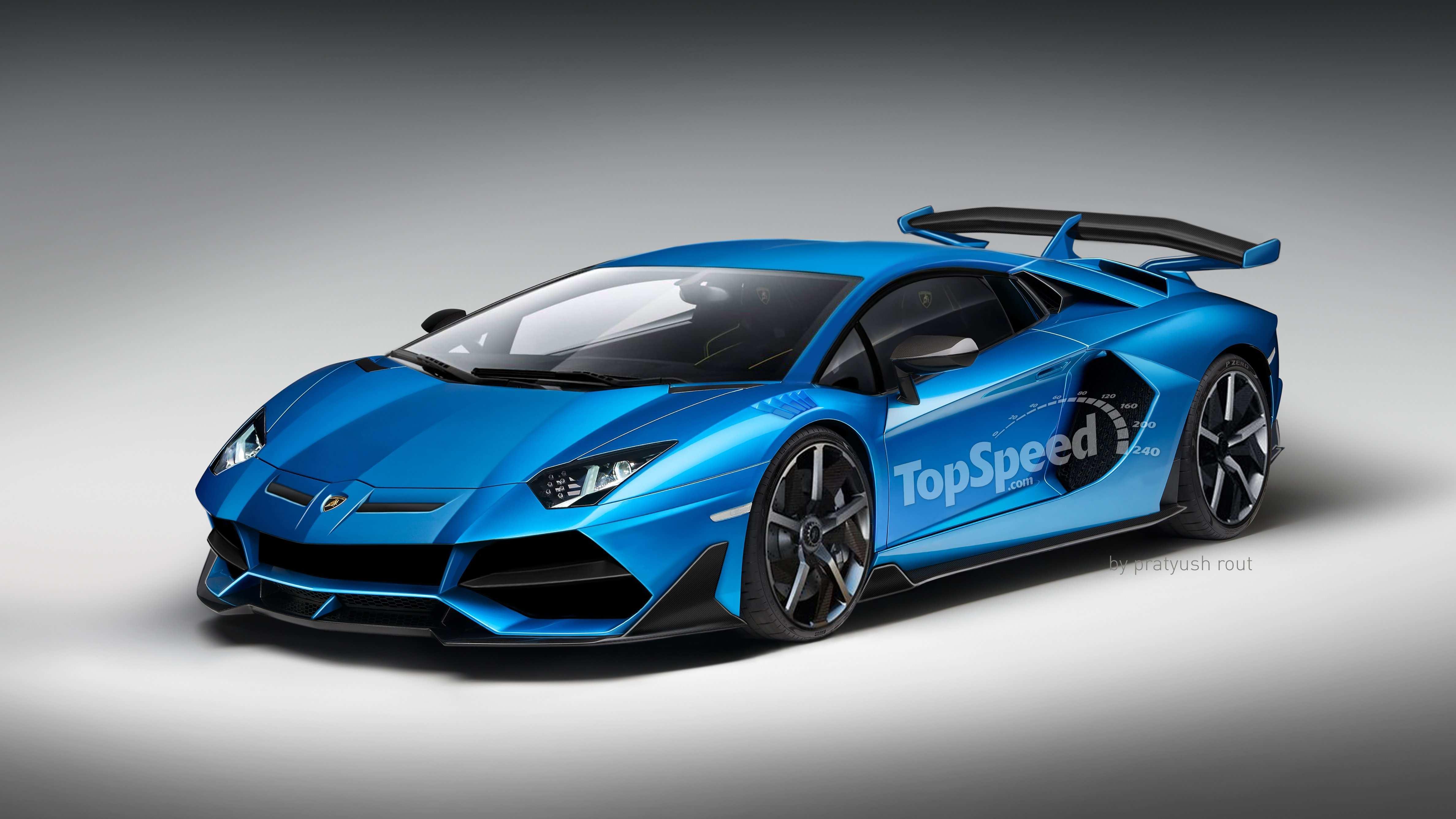 42 New New 2019 Lamborghini Images with New 2019 Lamborghini