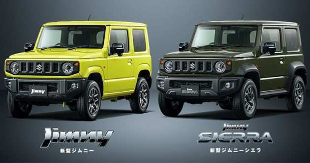 42 New New 2019 Suzuki Jimny Photos with New 2019 Suzuki Jimny