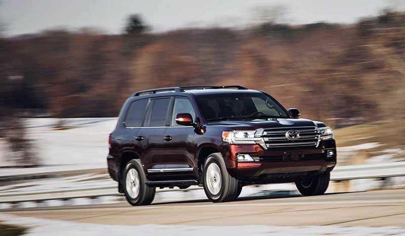 42 New Toyota V8 2020 Exterior and Interior with Toyota V8 2020