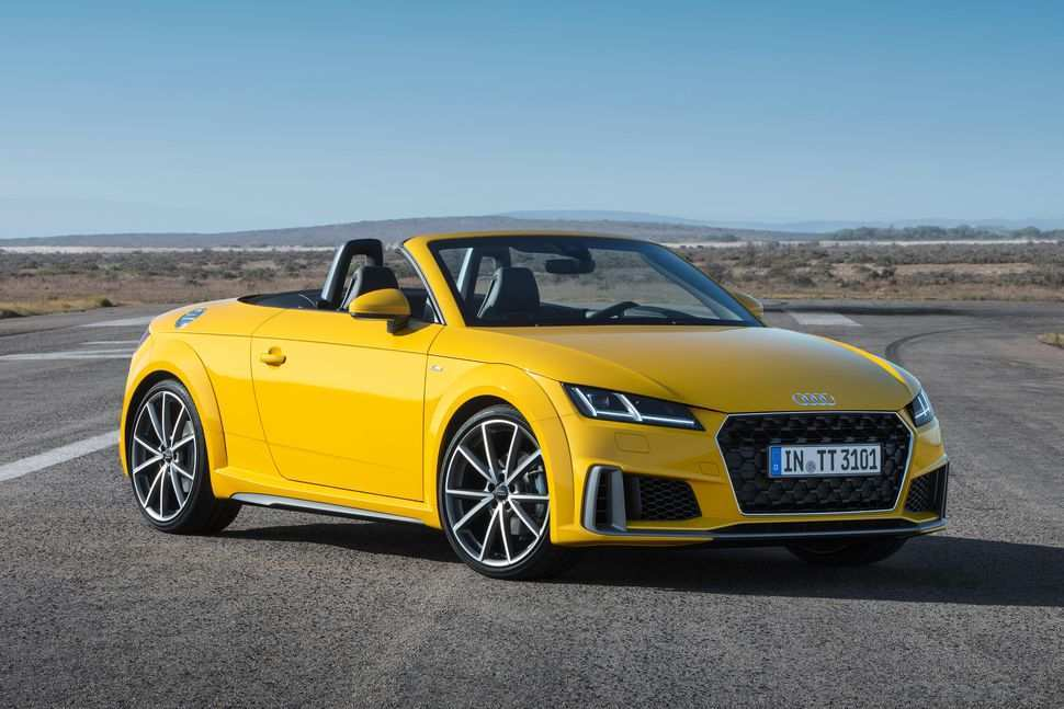 42 The 2019 Audi Tt Release Date Concept by 2019 Audi Tt Release Date