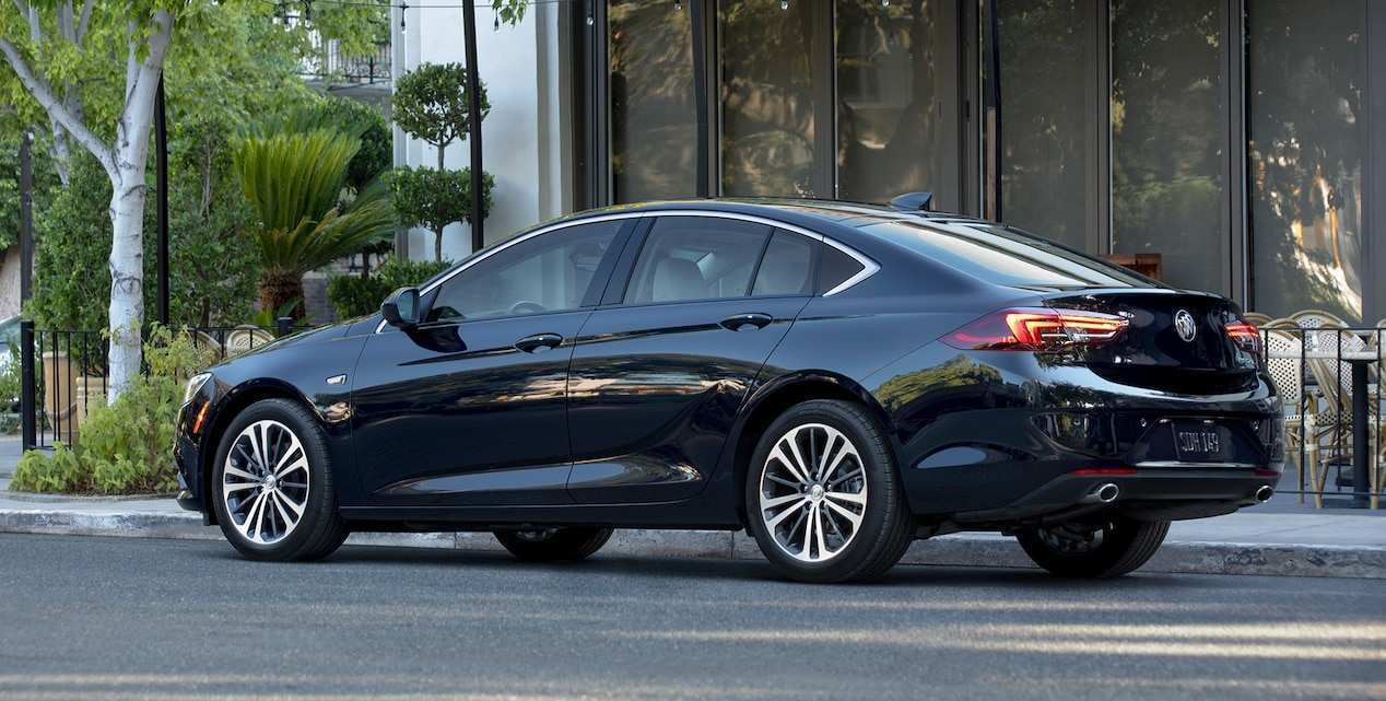 42 The 2019 Buick Sportback Engine by 2019 Buick Sportback