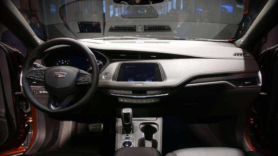 42 The 2019 Cadillac Interior Price for 2019 Cadillac Interior