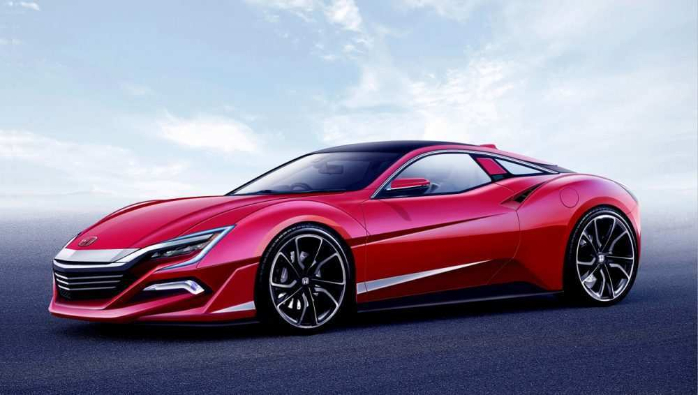 42 The 2019 Honda Sports Car New Concept for 2019 Honda Sports Car