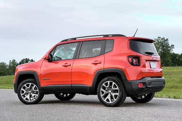 42 The 2019 Jeep Renegade Review Redesign with 2019 Jeep Renegade Review