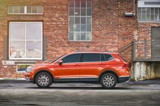 42 The 2019 Volkswagen Tiguan Review Speed Test by 2019 Volkswagen Tiguan Review