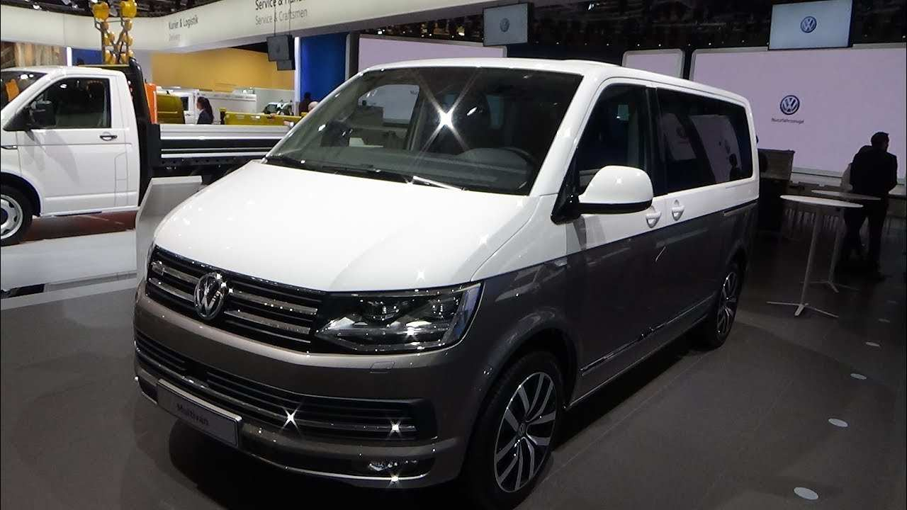 42 The 2019 Vw Multivan Release for 2019 Vw Multivan