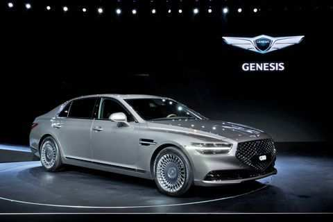 42 The 2020 Genesis Redesign and Concept with 2020 Genesis