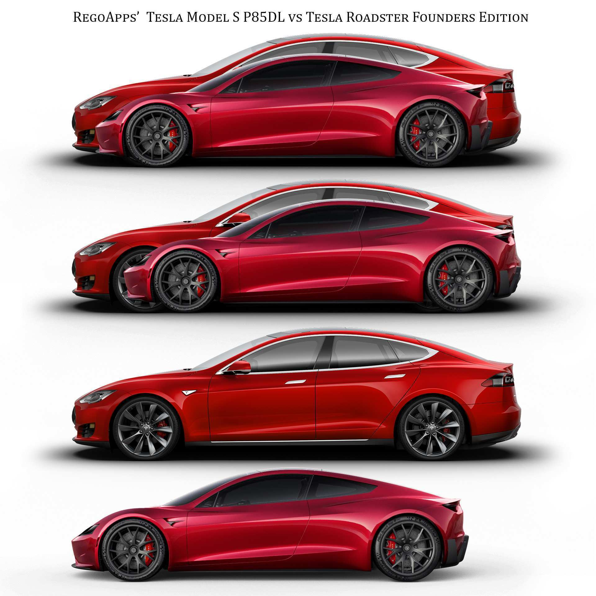 42 The 2020 Tesla Roadster Dimensions Overview with 2020 Tesla Roadster Dimensions