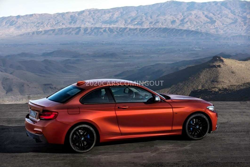 42 The Bmw 2 2020 Redesign with Bmw 2 2020