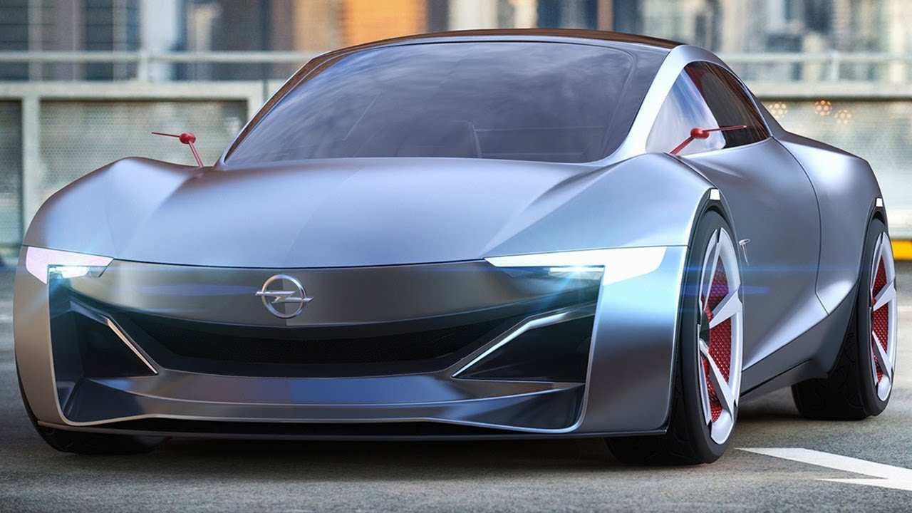 42 The Opel Tigra 2020 Rumors with Opel Tigra 2020