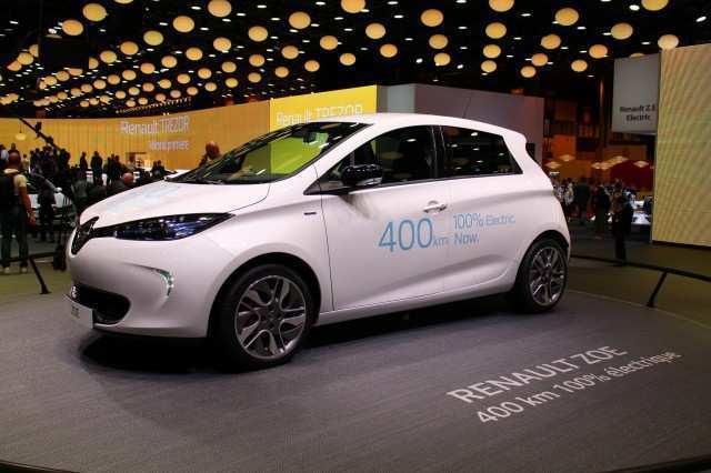 42 The Renault Zoe 2020 Rumors with Renault Zoe 2020