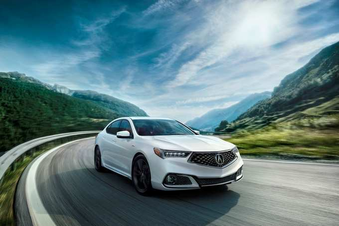 43 All New 2019 Acura Tlx Rumors Price and Review by 2019 Acura Tlx Rumors