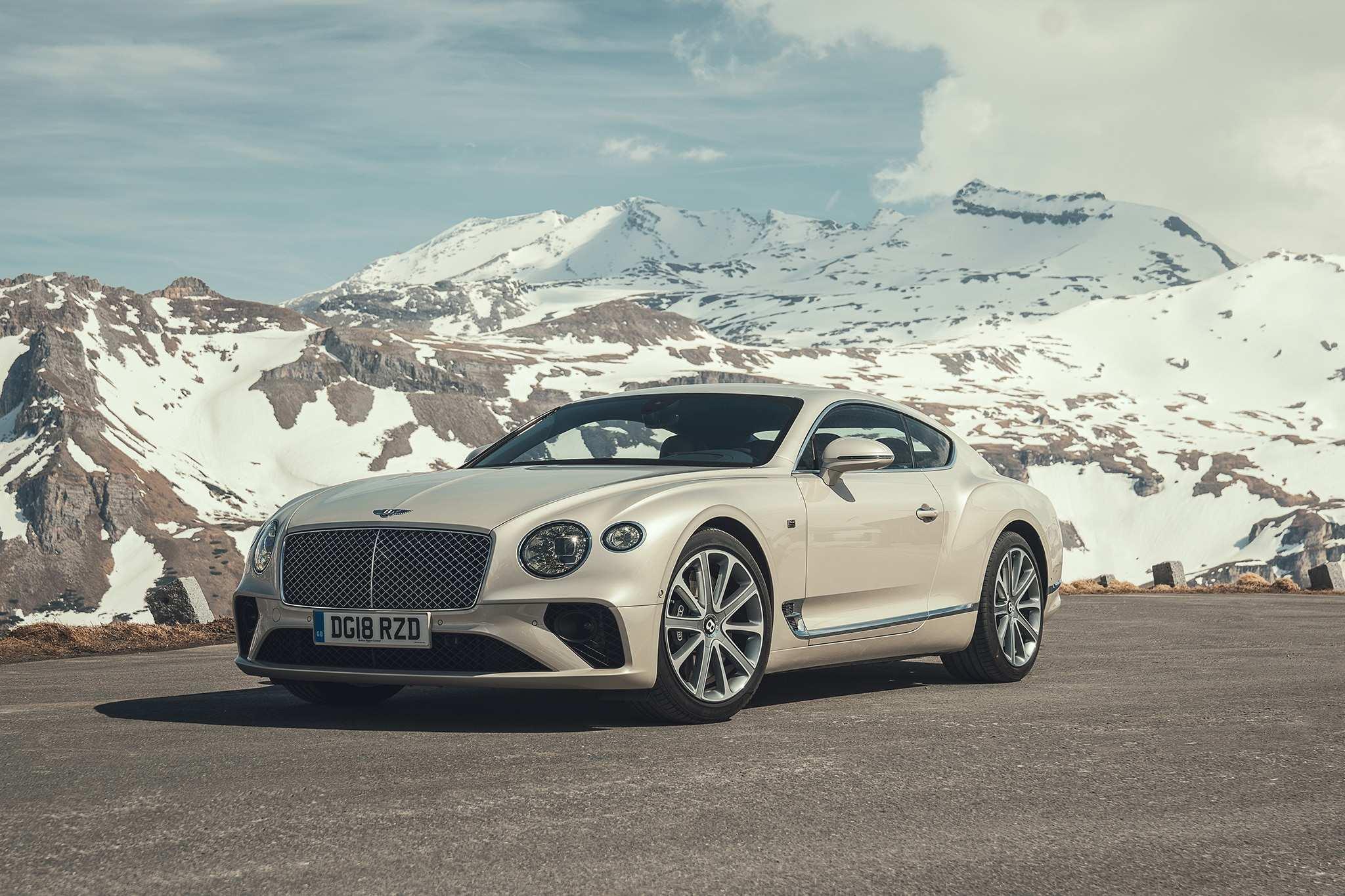 43 All New 2019 Bentley Gt Release for 2019 Bentley Gt