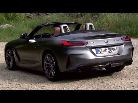 43 All New 2019 Bmw Z4 Interior Spesification With 2019 Bmw Z4