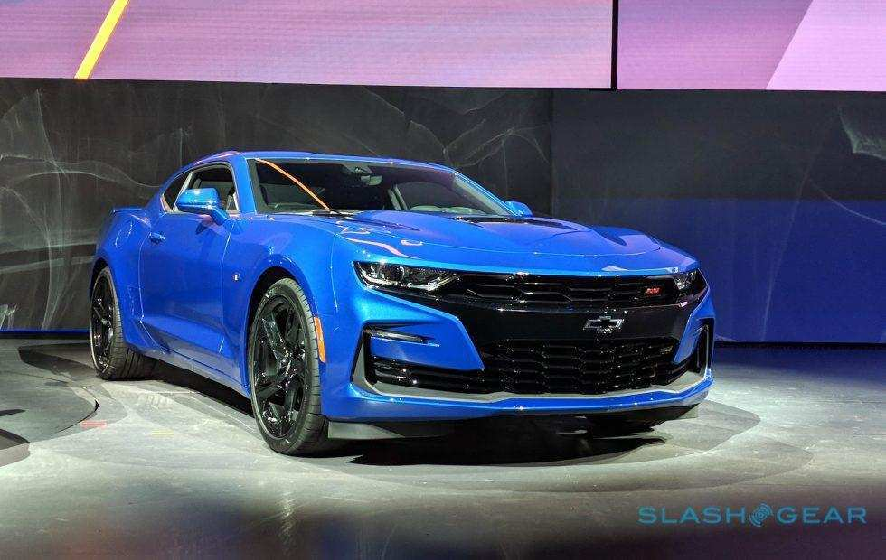 43 All New 2019 Chevrolet Camaro Engine Specs and Review with 2019 Chevrolet Camaro Engine