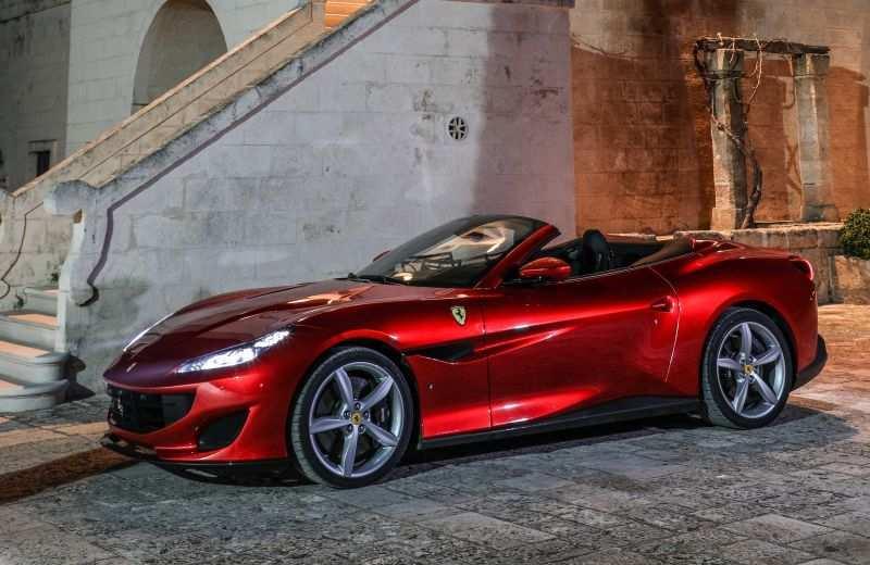 43 All New 2019 Ferrari Convertible Wallpaper with 2019 Ferrari Convertible