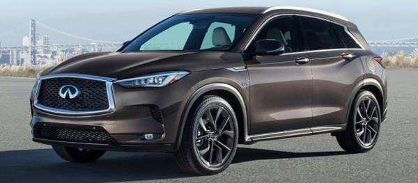 43 All New 2019 Infiniti Fx50 Performance and New Engine for 2019 Infiniti Fx50