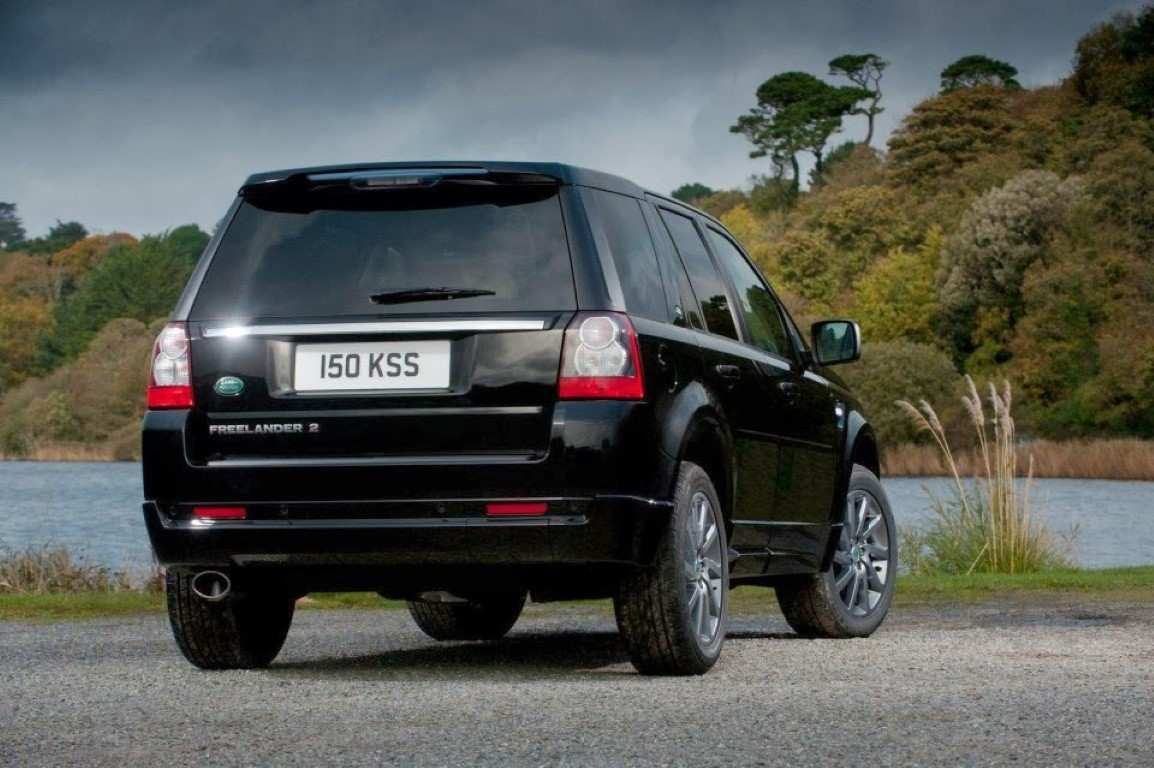 43 All New 2019 Land Rover Freelander 2 Pictures by 2019 Land Rover Freelander 2