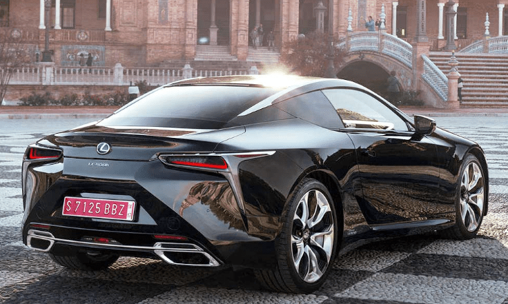 43 All New 2019 Lexus Lc F Research New with 2019 Lexus Lc F
