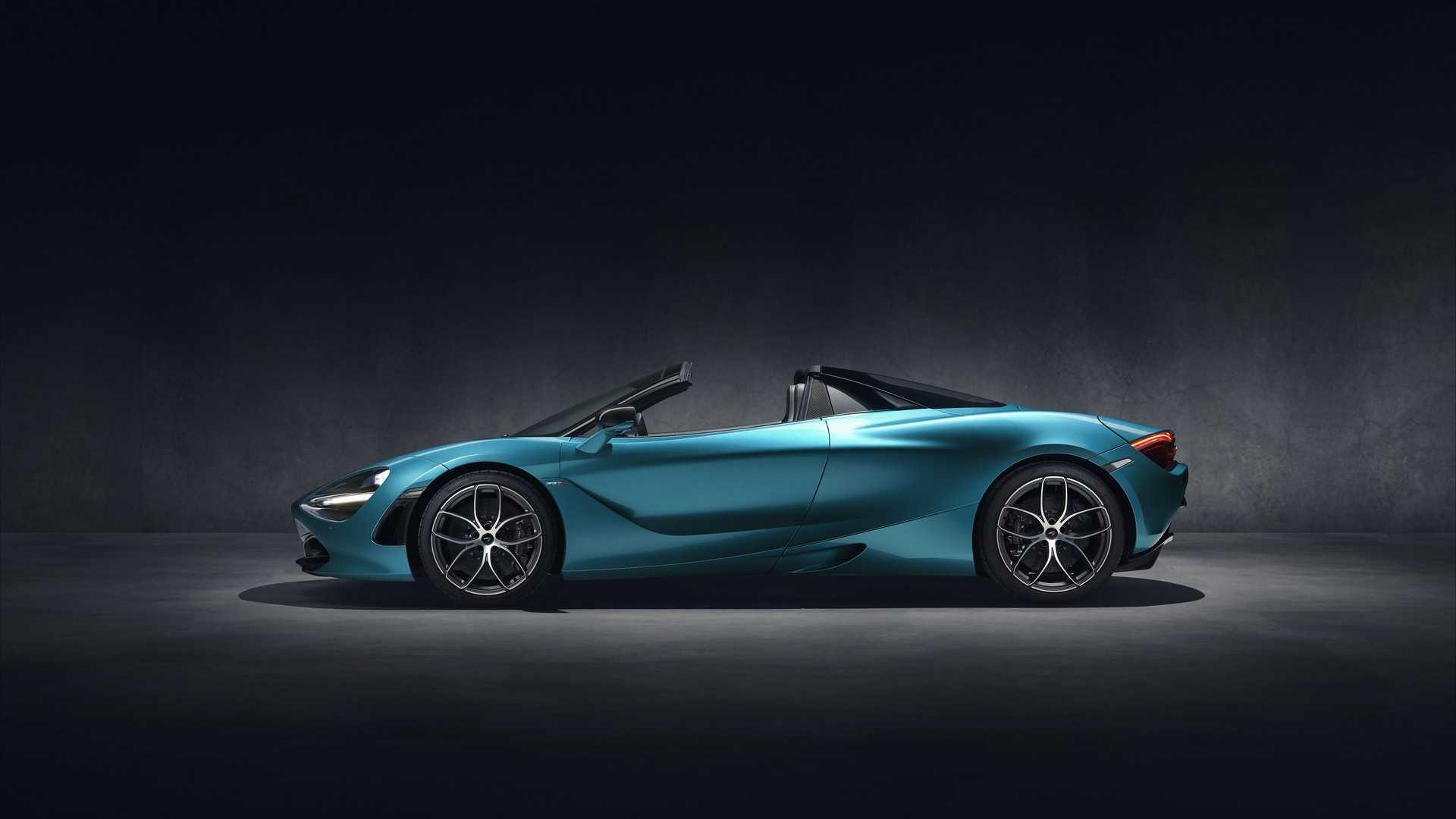 43 All New 2019 Mclaren 720S Spider Engine for 2019 Mclaren 720S Spider