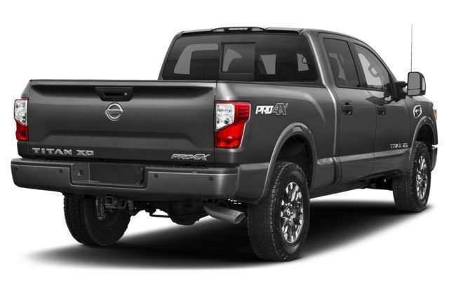 43 All New 2019 Nissan Titan Xd Rumors for 2019 Nissan Titan Xd