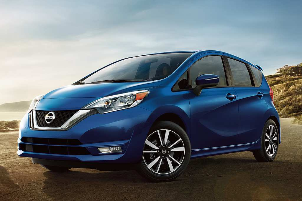 43 All New 2019 Nissan Versa Note Review by 2019 Nissan Versa Note