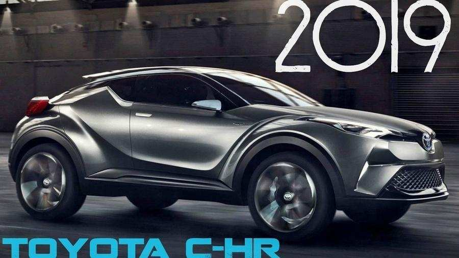 43 All New 2019 Toyota C Hr Research New with 2019 Toyota C Hr