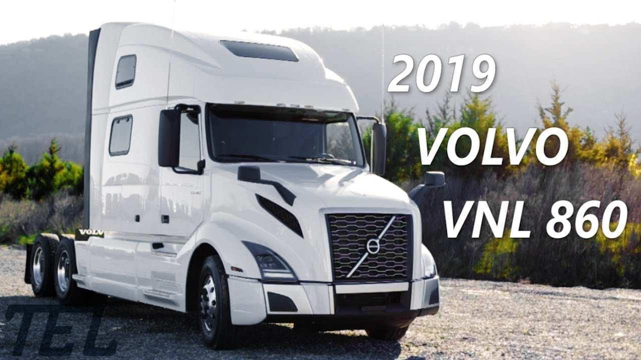43 All New 2019 Volvo Vnl Interior for 2019 Volvo Vnl