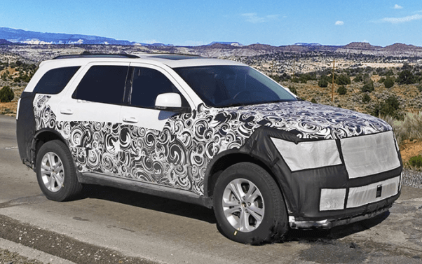 43 All New 2020 Dodge Durango Redesign Exterior and Interior by 2020 Dodge Durango Redesign
