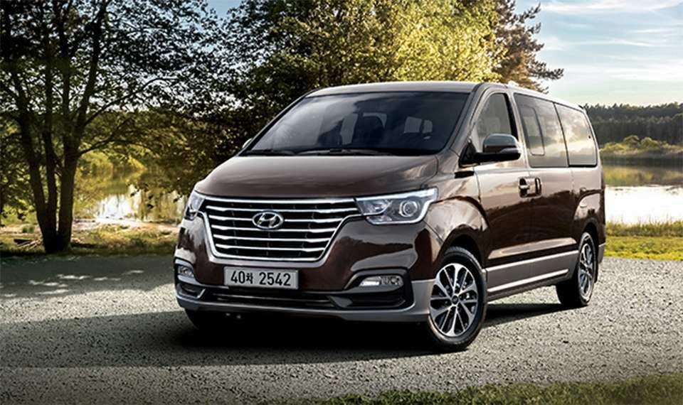 43 All New Hyundai Starex 2020 Redesign with Hyundai Starex 2020