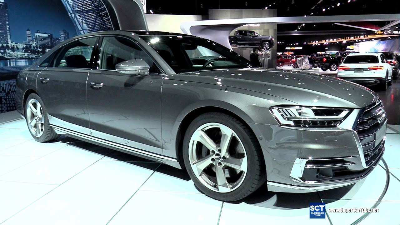 43 Best Review 2019 Audi A8 Photos Engine with 2019 Audi A8 Photos
