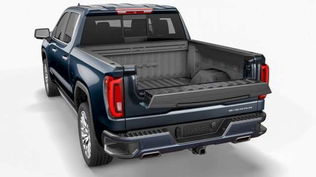 43 Best Review 2019 Gmc 1500 Tailgate Redesign and Concept for 2019 Gmc 1500 Tailgate