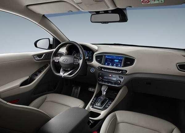 43 Best Review 2019 Hyundai Ioniq Electric Interior with 2019 Hyundai Ioniq Electric