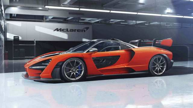 43 Best Review 2019 Mclaren Top Speed Redesign with 2019 Mclaren Top Speed
