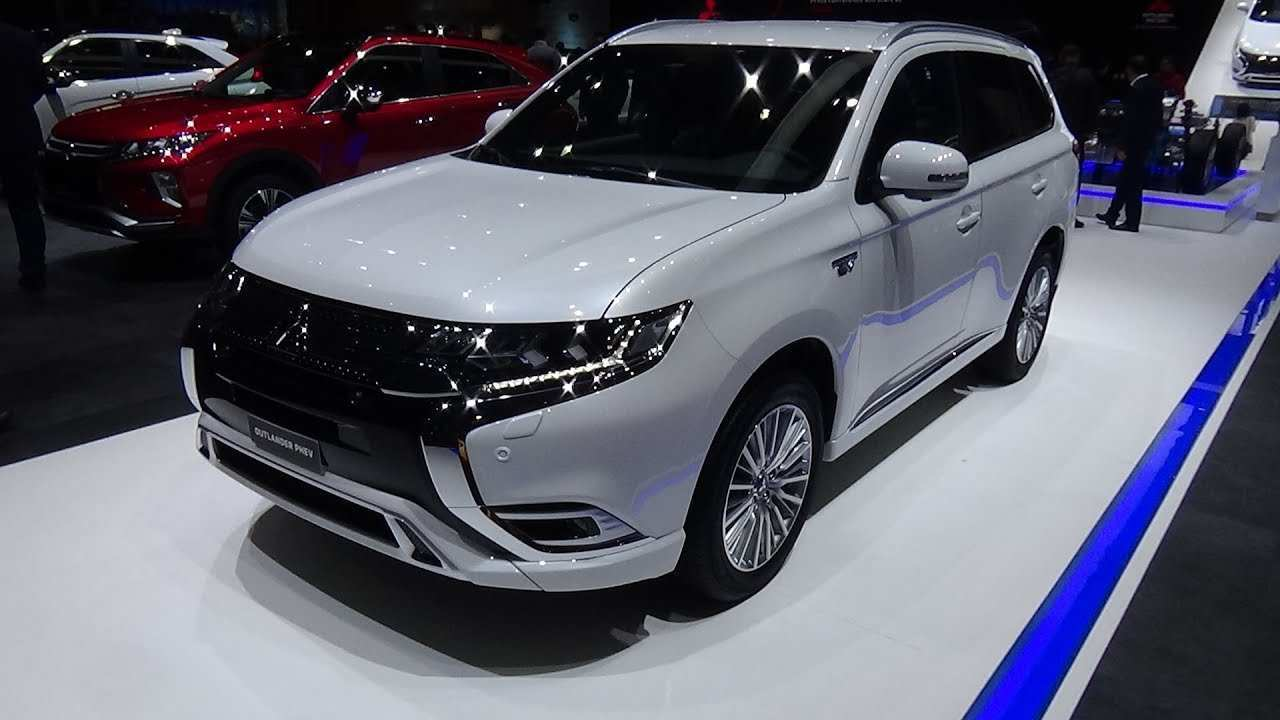 43 Best Review 2019 Mitsubishi Hybrid Spy Shoot with 2019 Mitsubishi Hybrid
