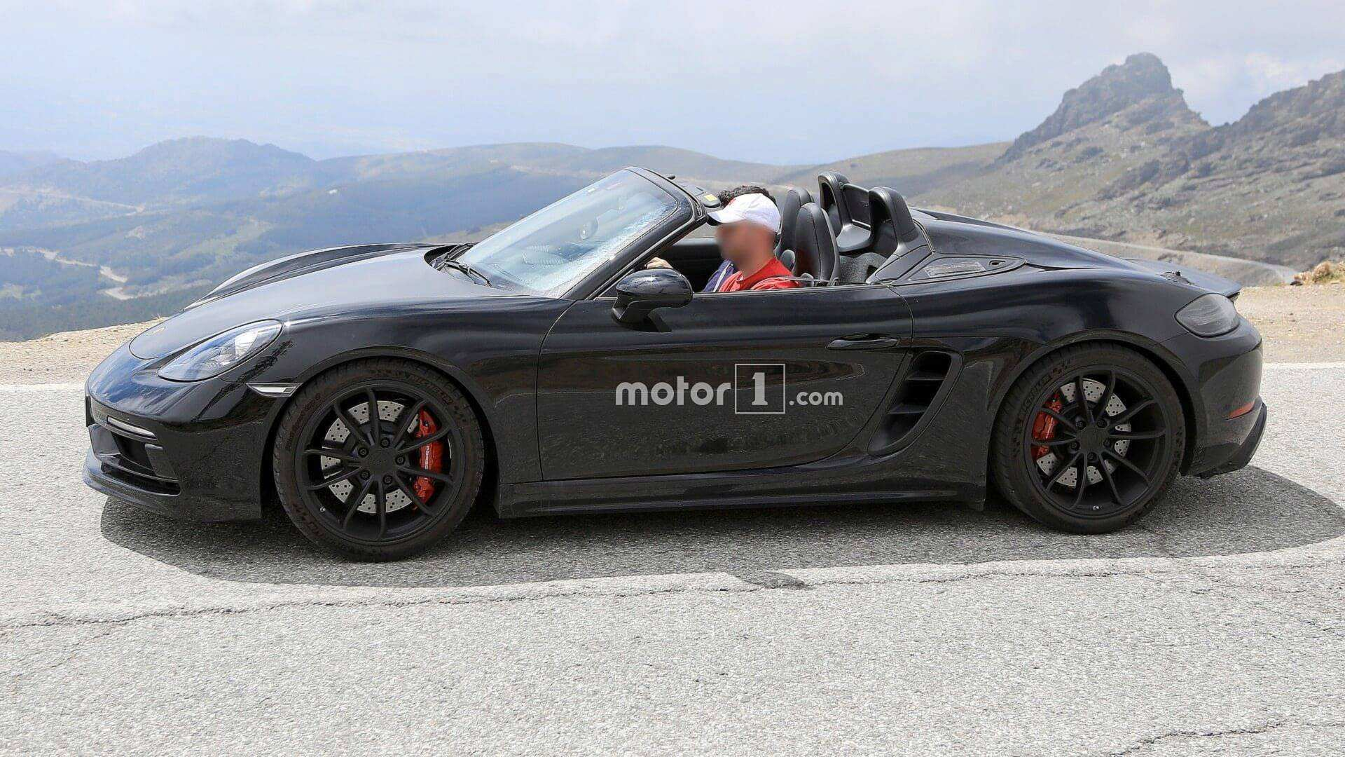 43 Best Review 2019 Porsche Boxster Spyder Interior for 2019 Porsche Boxster Spyder
