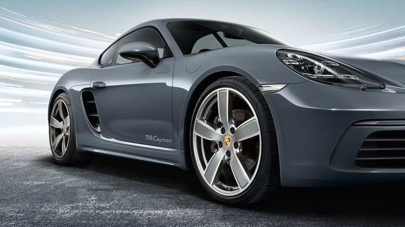 43 Best Review 2019 Porsche Cayman Redesign by 2019 Porsche Cayman