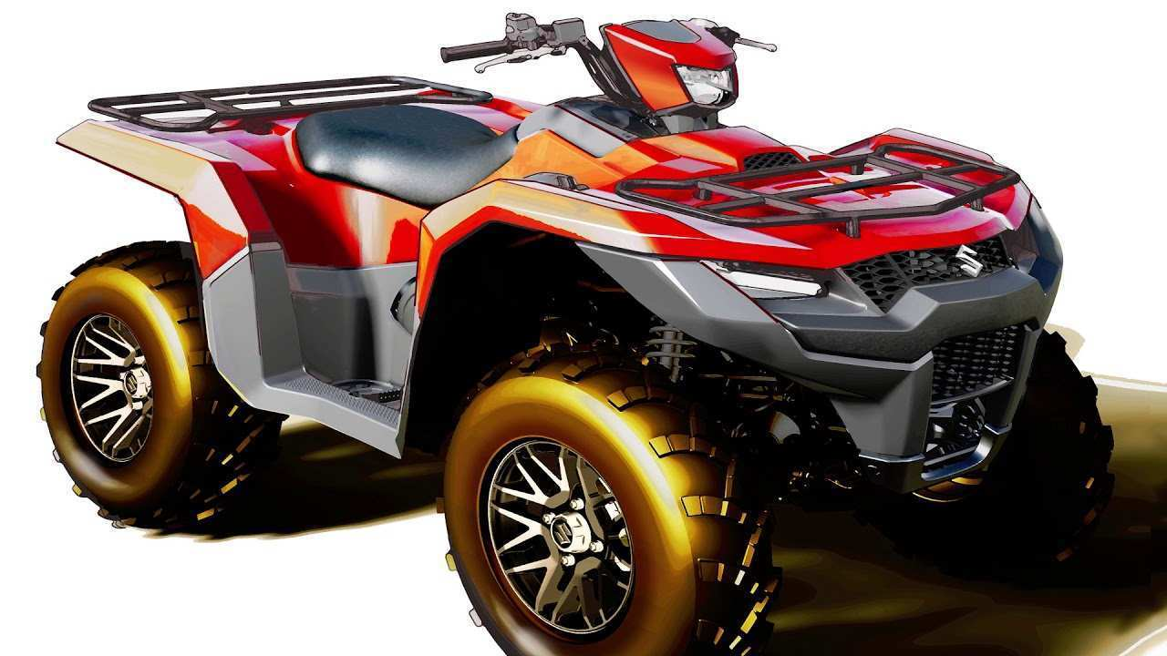 43 Best Review 2019 Suzuki Atv Rumors Exterior by 2019 Suzuki Atv Rumors