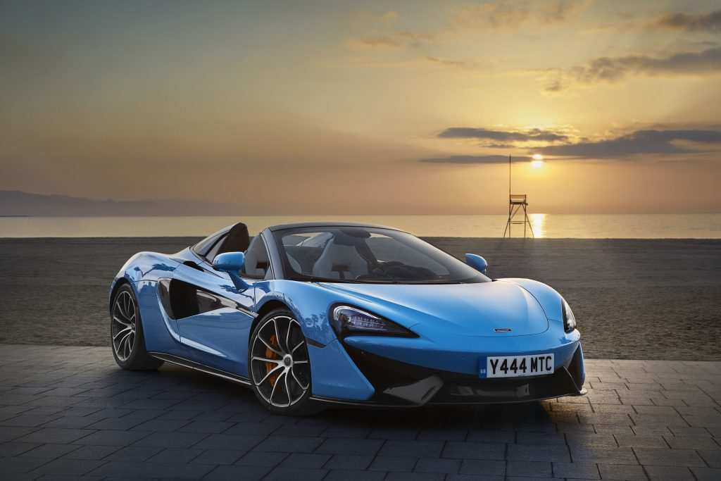 43 Best Review 2020 Mclaren 570S Model for 2020 Mclaren 570S