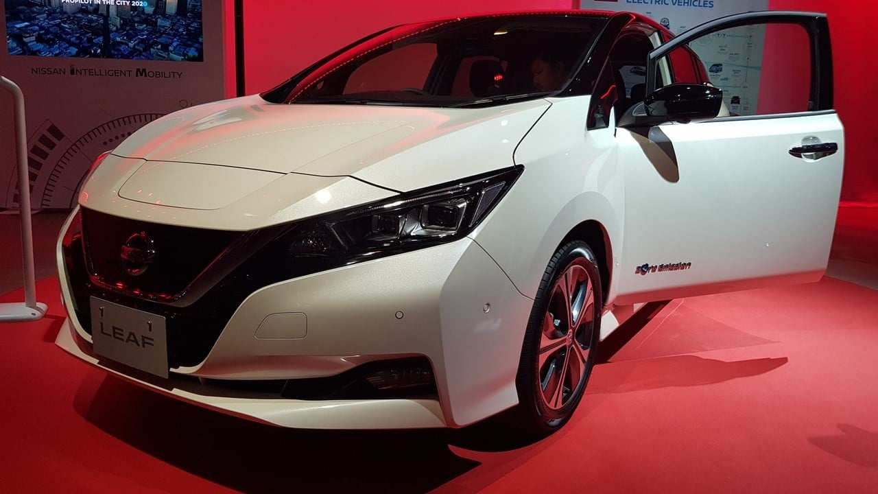 43 Best Review Nissan Leaf 2020 Video Download Pricing by Nissan Leaf 2020 Video Download