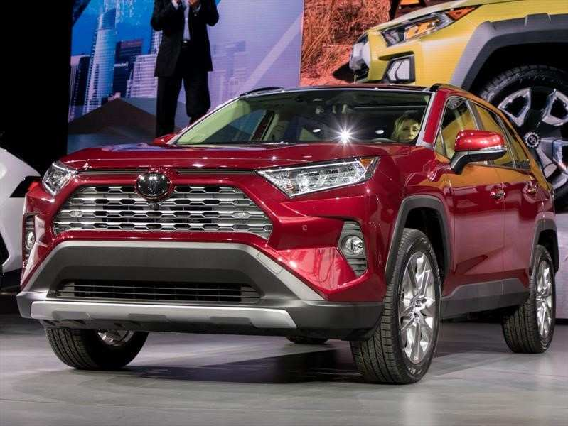 43 Best Review Toyota 2019 Mexico Exterior and Interior by Toyota 2019 Mexico