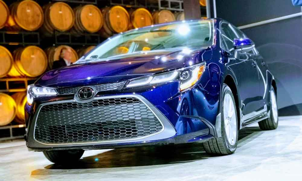 43 Best Review Toyota Gli 2020 Research New for Toyota Gli 2020