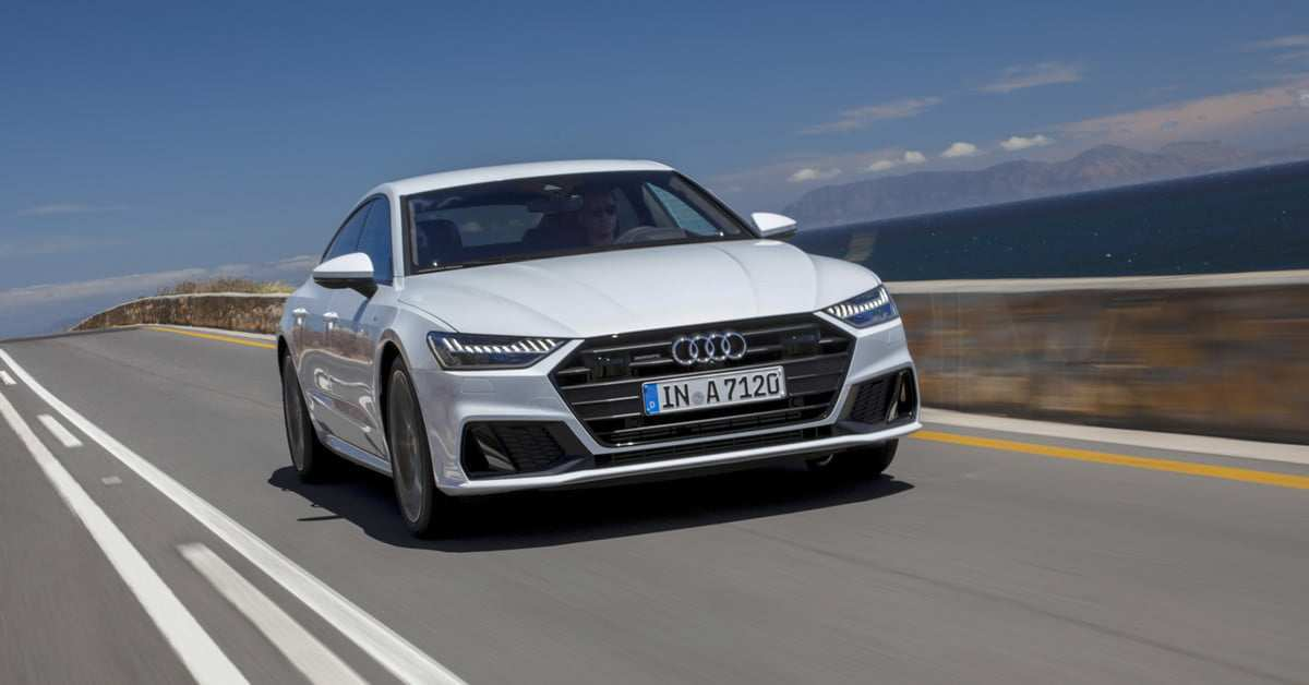 43 Concept of 2019 Audi A7 Dimensions Model for 2019 Audi A7 Dimensions