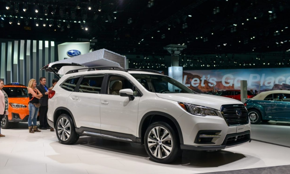 43 Concept of 2019 Subaru Outback Redesign Images with 2019 Subaru Outback Redesign