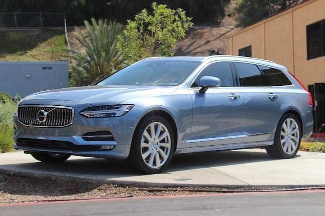 43 Concept of 2019 Volvo Wagon Speed Test with 2019 Volvo Wagon